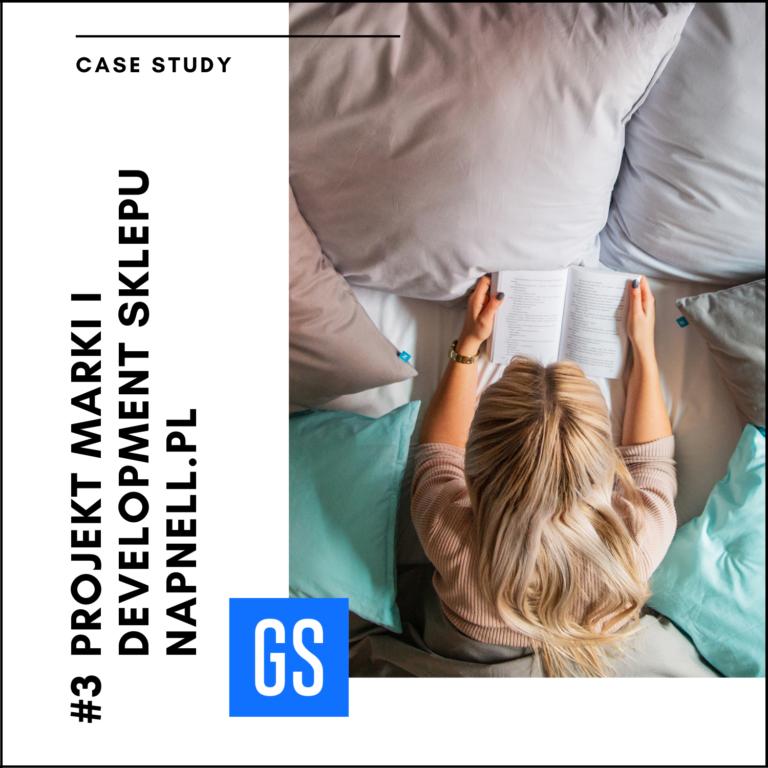 Case Study – Wdrożenie sklepu internetowego Napnell