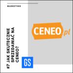 Jak skutecznie sprzedawać na Ceneo?
